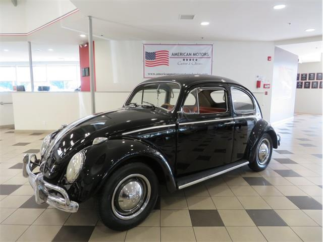1963 Volkswagen Beetle (CC-1524800) for sale in San Jose, California