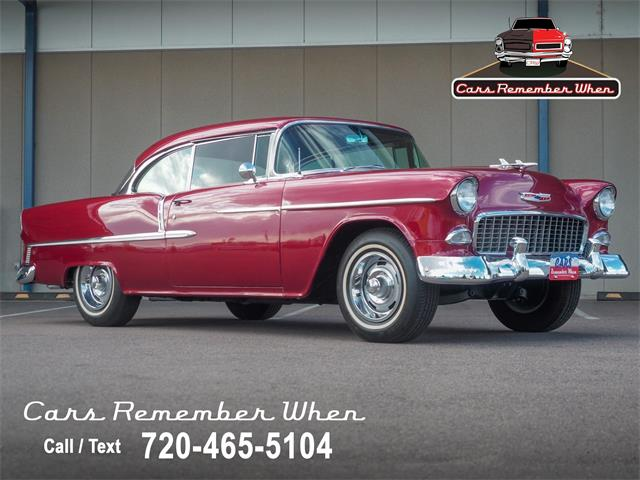 1955 Chevrolet Bel Air (CC-1524808) for sale in Englewood, Colorado