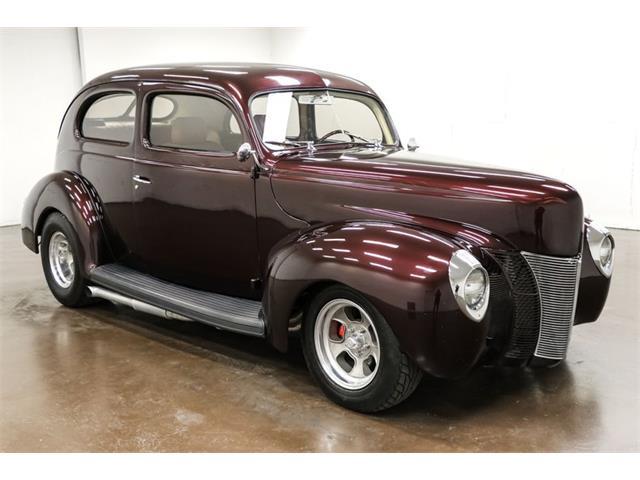 1940 Ford Sedan (CC-1524812) for sale in Sherman, Texas
