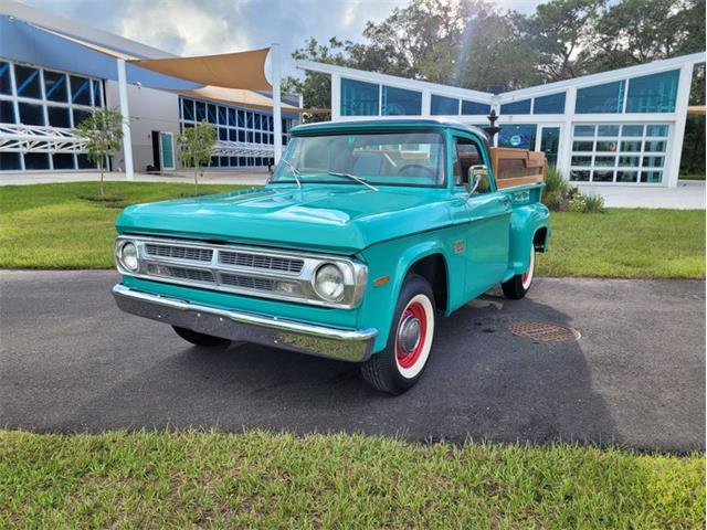 1970 Dodge 100 (CC-1524817) for sale in Palmetto, Florida