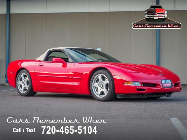 1998 Chevrolet Corvette (CC-1524822) for sale in Englewood, Colorado