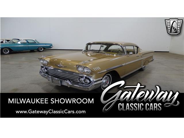 1958 Chevrolet Impala (CC-1524828) for sale in O'Fallon, Illinois