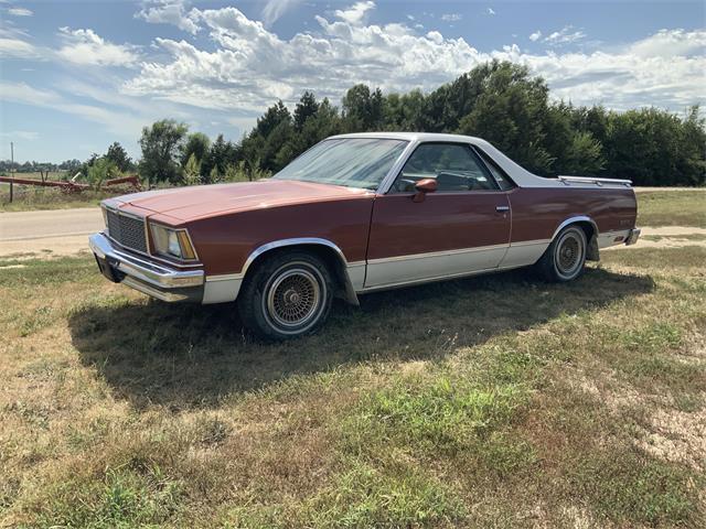 1978 Chevrolet El Camino (CC-1524836) for sale in Saint Edward, Nebraska