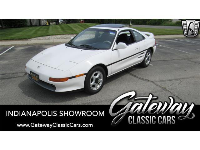 1991 Toyota MR2 (CC-1524837) for sale in O'Fallon, Illinois