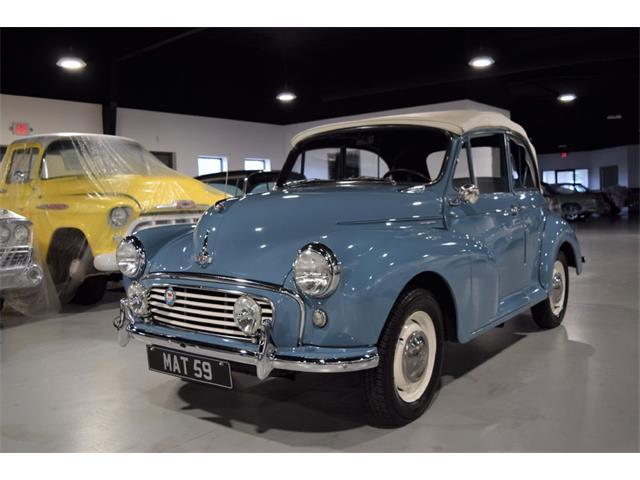1959 Morris Minor (CC-1524841) for sale in Sioux City, Iowa