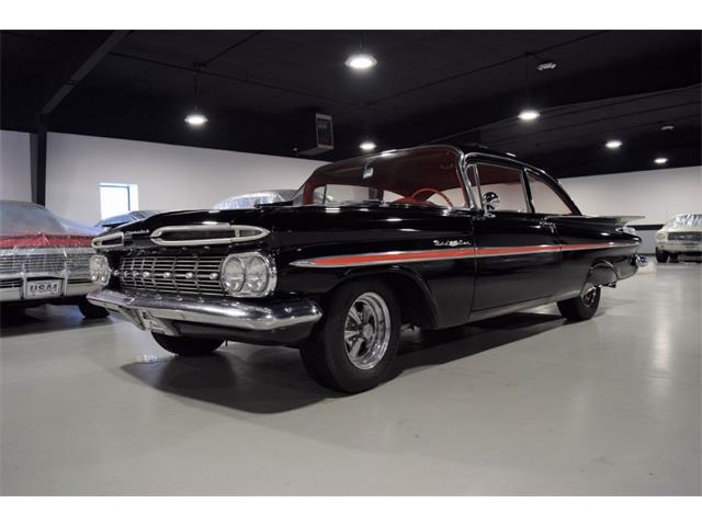 1959 Chevrolet Bel Air (CC-1524843) for sale in Sioux City, Iowa