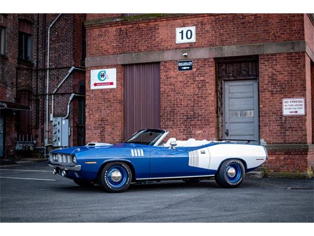 1971 Plymouth Cuda (CC-1524844) for sale in Wallingford, Connecticut