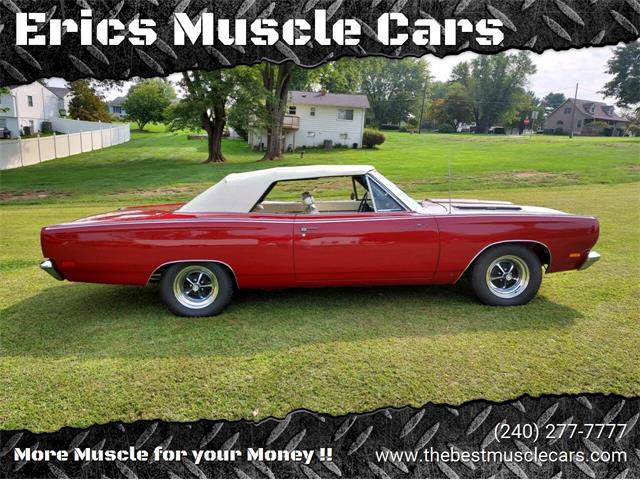 1969 Plymouth Road Runner (CC-1524846) for sale in Clarksburg, Maryland