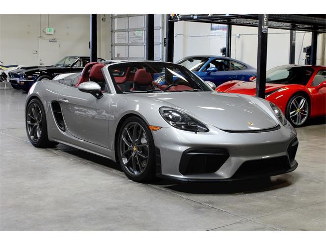 2020 Porsche 718 Boxster (CC-1524855) for sale in San Carlos, California