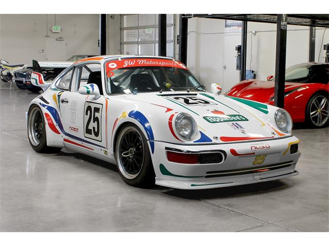 1993 Porsche 964 (CC-1524858) for sale in San Carlos, California
