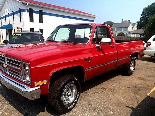 1986 Chevrolet Silverado (CC-1524866) for sale in Concord, North Carolina