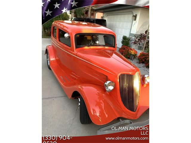 1933 Ford Crown Victoria (CC-1524868) for sale in Louisville, Ohio