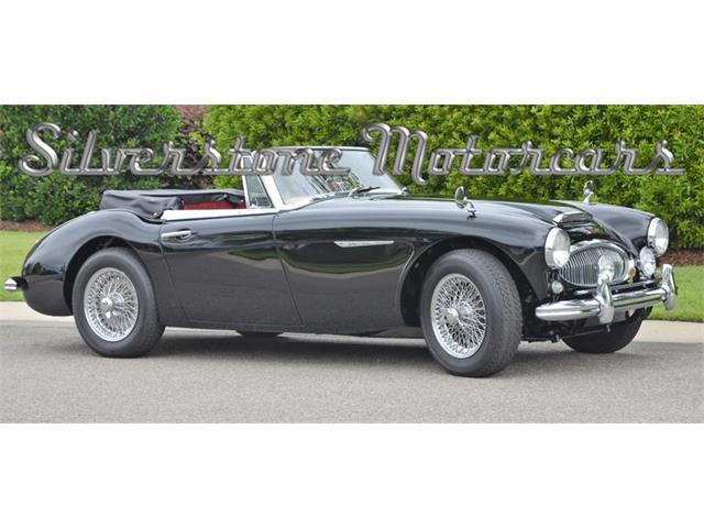 1963 Austin-Healey 3000 (CC-1520487) for sale in North Andover, Massachusetts