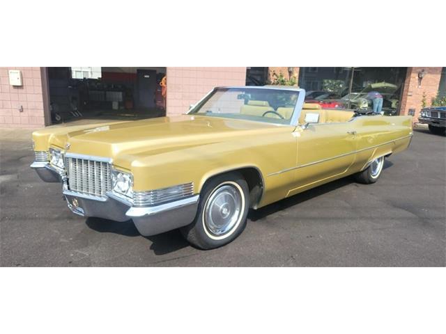 1970 Cadillac DeVille (CC-1524880) for sale in Carlisle, Pennsylvania