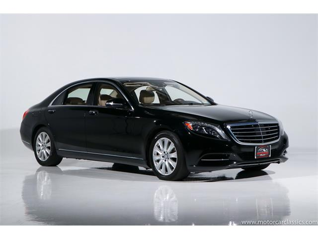 2015 Mercedes-Benz S-Class (CC-1520490) for sale in Farmingdale, New York