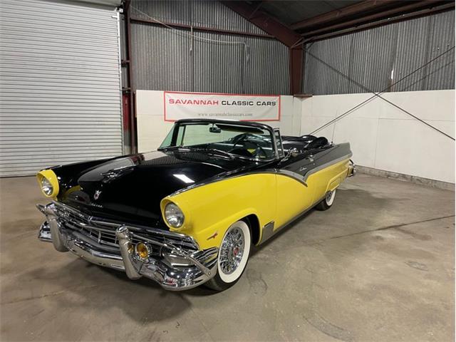 1956 Ford Fairlane (CC-1524912) for sale in Savannah, Georgia