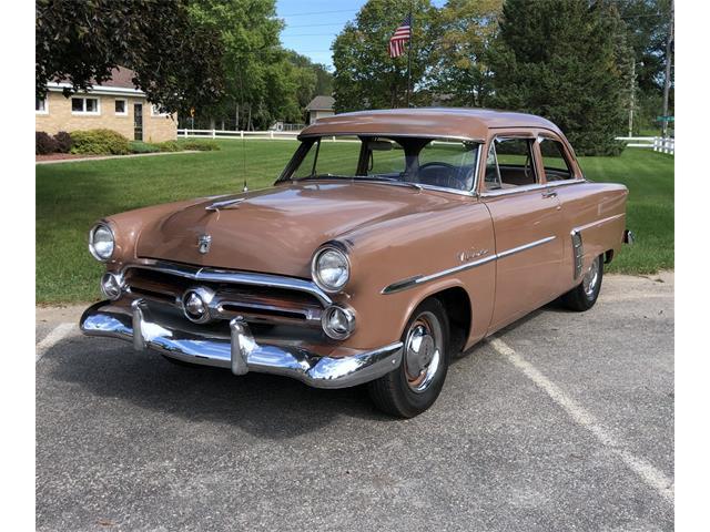 1952 Ford Customline (CC-1524921) for sale in Maple Lake, Minnesota