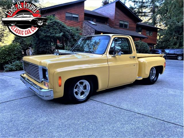 1978 Chevrolet C10 (CC-1524928) for sale in Mount Vernon, Washington