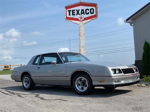 1985 Chevrolet Monte Carlo (CC-1524931) for sale in Belmont, Ohio