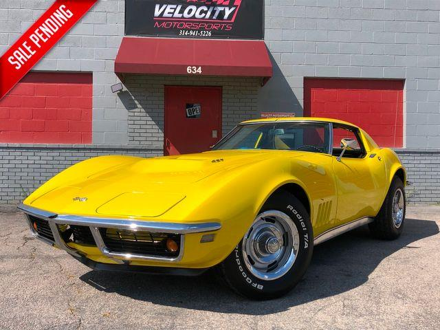 1968 Chevrolet Corvette (CC-1524932) for sale in Valley Park, Missouri