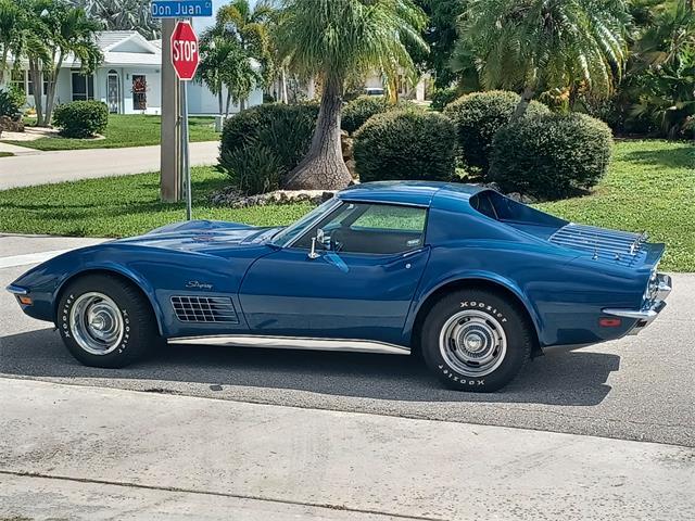 1972 Chevrolet Corvette (CC-1524938) for sale in Punta Gorda, Florida