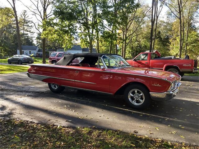 1960 Ford Sunliner (CC-1524941) for sale in Grand Rapids, Michigan