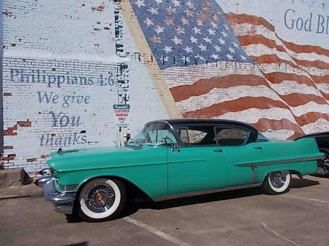 1957 Cadillac Series 62 (CC-1524947) for sale in Skiatook, Oklahoma