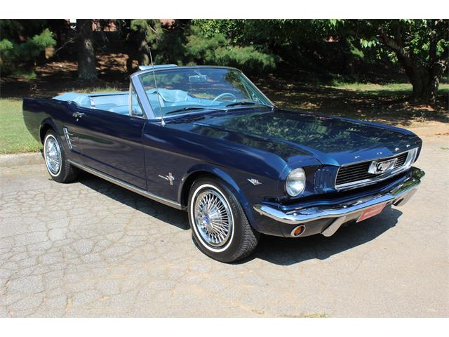 1966 Ford Mustang (CC-1524949) for sale in Roswell, Georgia