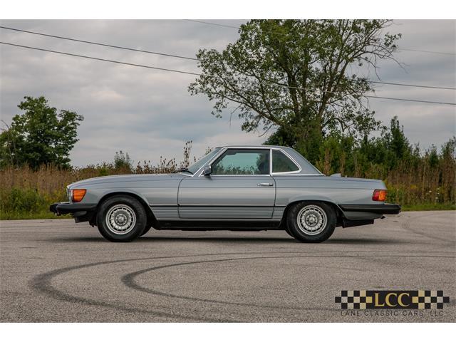 1982 Mercedes-Benz 380SL (CC-1524952) for sale in Edwardsburg, Michigan