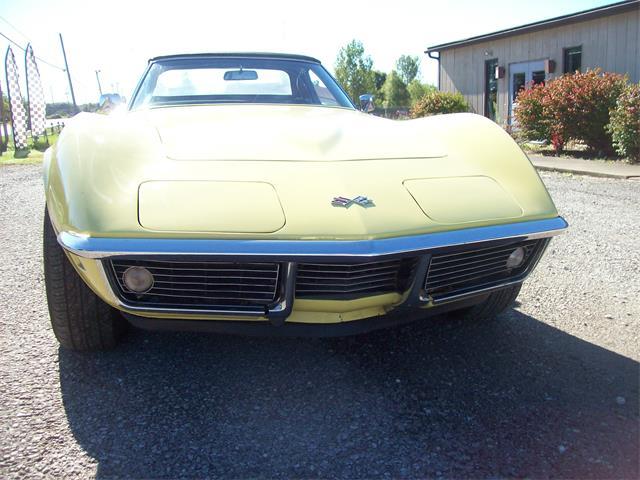 1968 Chevrolet Corvette (CC-1524953) for sale in medina, Ohio