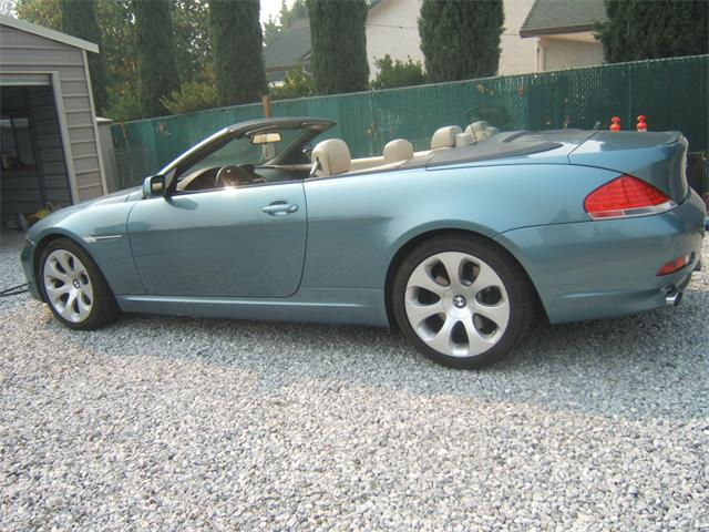 2006 BMW 650I (CC-1524954) for sale in Anderson, California