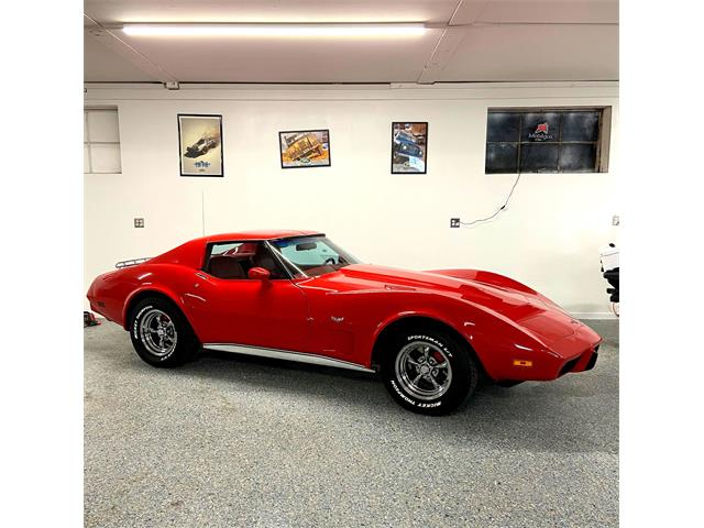 1977 Chevrolet Corvette (CC-1524958) for sale in Edgewater, Maryland