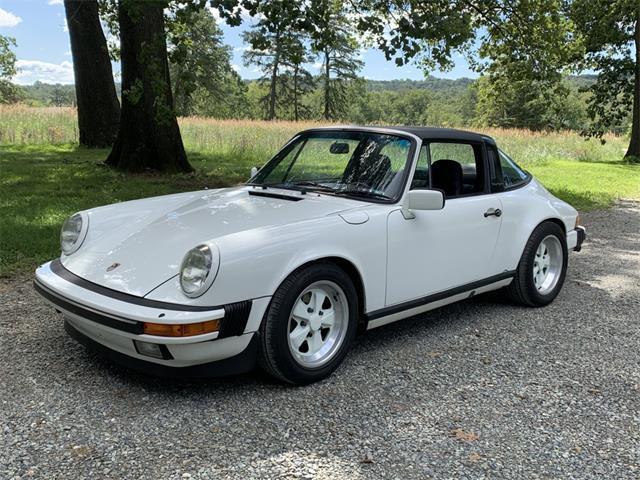 1984 Porsche 911 Carrera (CC-1524961) for sale in Little Britain, Pennsylvania