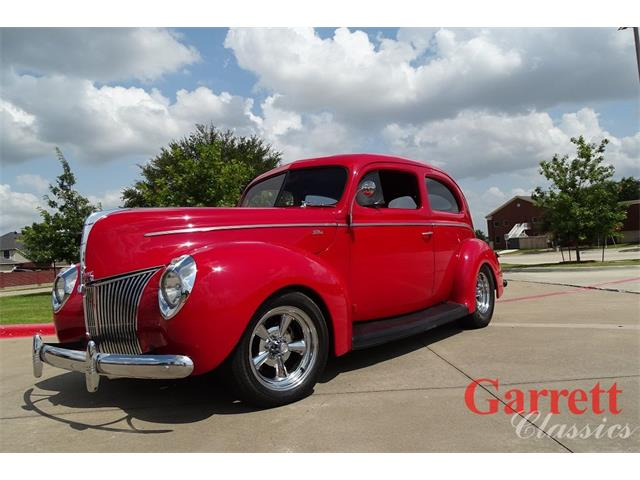 1940 Ford Tudor (CC-1524965) for sale in Lewisville, Texas