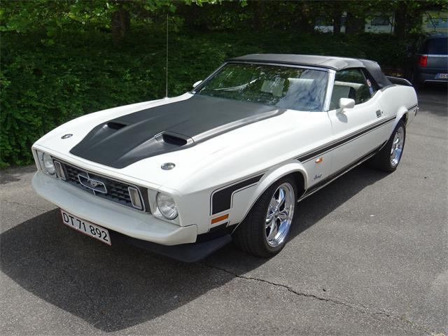 1973 Ford Mustang (CC-1524966) for sale in Langeskov, Denmark