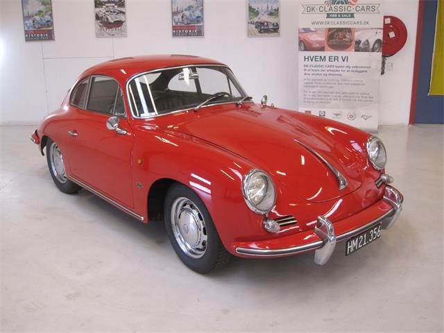 1965 Porsche 356C (CC-1524970) for sale in Langeskov, Denmark