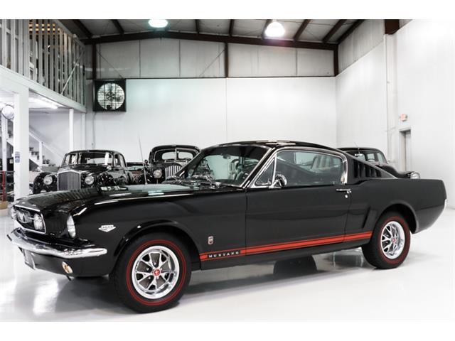 1966 Ford Mustang GT (CC-1524972) for sale in Saint louis, Saint Louis City