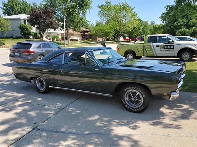 1968 Plymouth Road Runner (CC-1524974) for sale in Tinley Park, Illinois