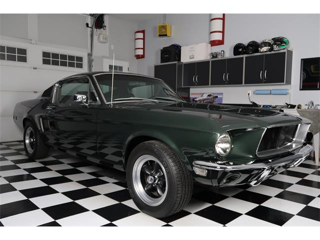 1968 Ford Mustang (CC-1524975) for sale in Laval, Quebec