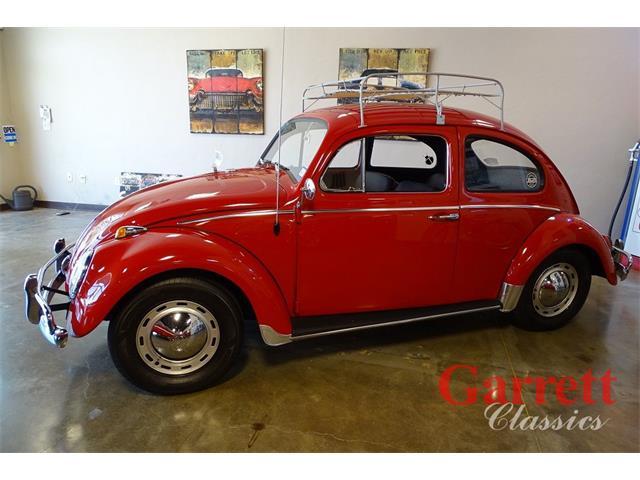 1963 Volkswagen Beetle (CC-1524976) for sale in Lewisville, Texas
