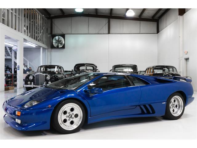 1991 Lamborghini Diablo (CC-1524977) for sale in St. Louis, Missouri