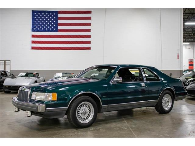 1992 Lincoln Mark V (CC-1525007) for sale in Kentwood, Michigan