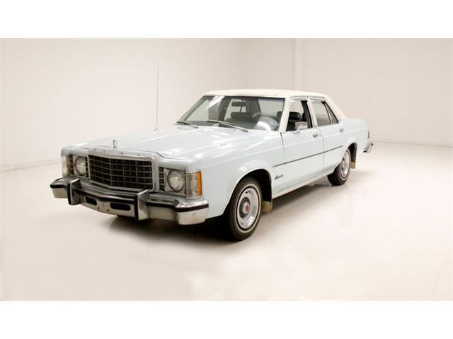 1975 Ford Granada (CC-1525010) for sale in Morgantown, Pennsylvania