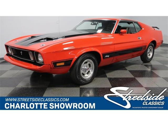 1973 Ford Mustang (CC-1525012) for sale in Concord, North Carolina