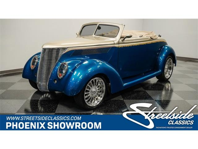 1937 Ford Cabriolet (CC-1525019) for sale in Mesa, Arizona