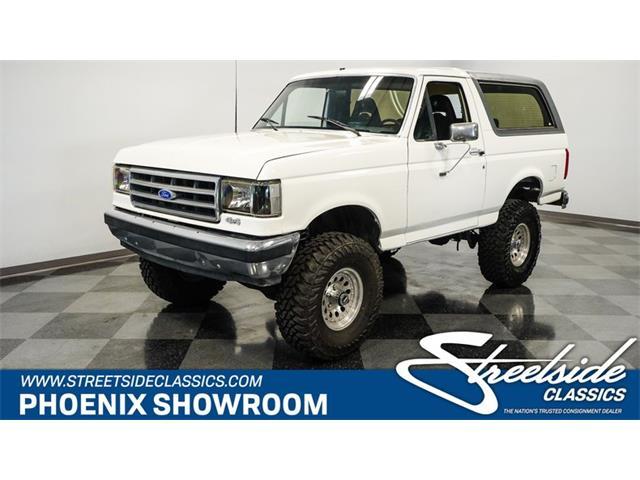 1990 Ford Bronco (CC-1525023) for sale in Mesa, Arizona