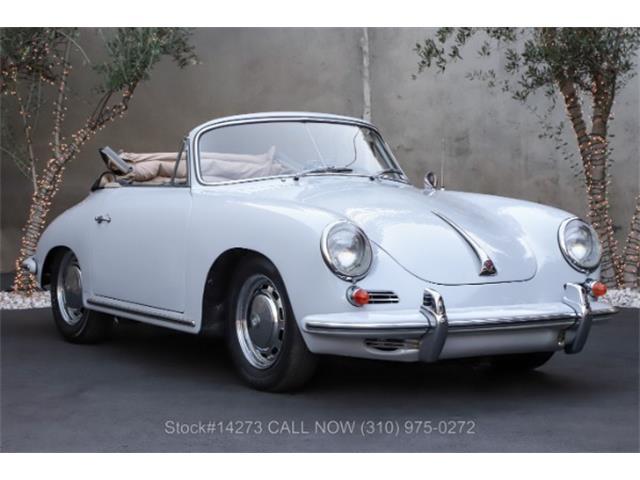 1965 Porsche 356C (CC-1525034) for sale in Beverly Hills, California