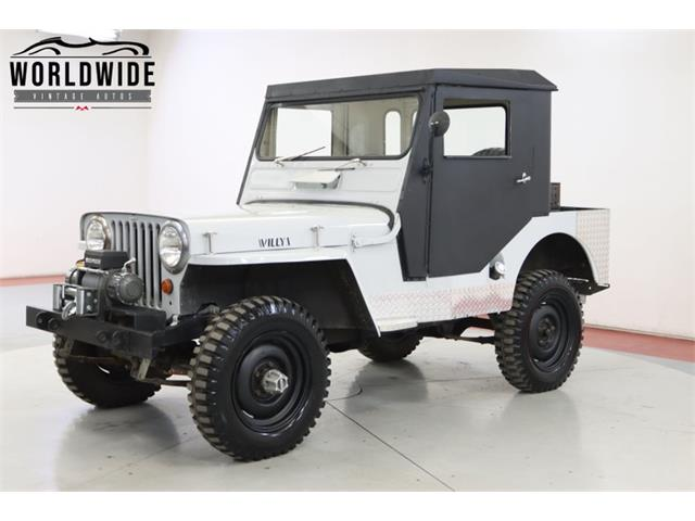 1952 Jeep Willys (CC-1525038) for sale in Denver , Colorado