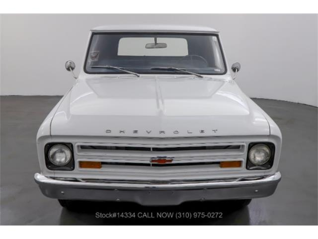1967 Chevrolet C10 (CC-1525040) for sale in Beverly Hills, California
