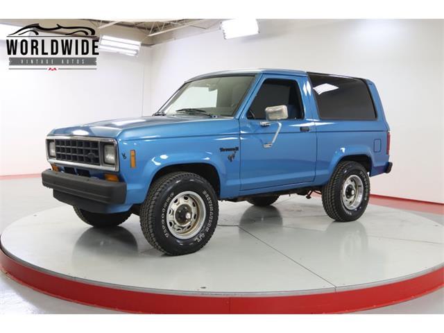 1984 Ford Bronco (CC-1525042) for sale in Denver , Colorado